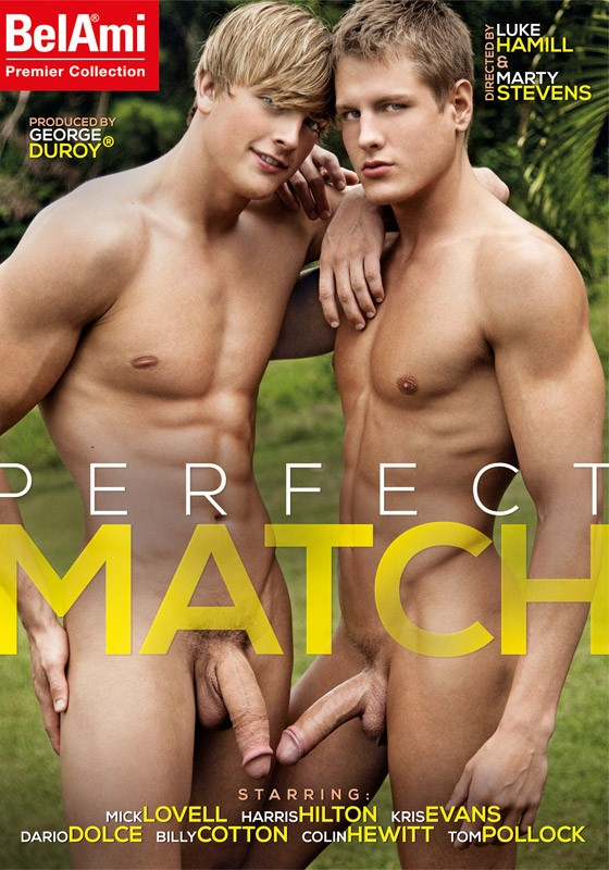 Perfect Match DVD - Front