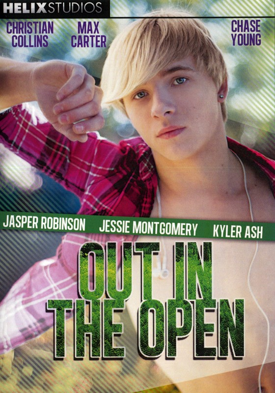 Out in The Open DVD - Front
