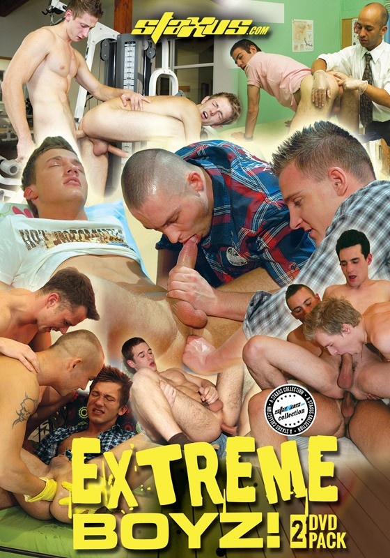 Extreme Boyz DVD (NC) - Front