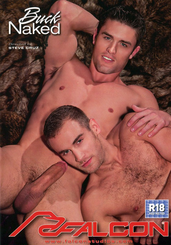 Buck Naked DVD - Front