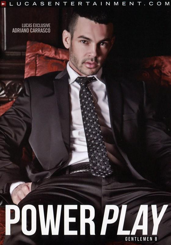Gentlemen Vol. 8: Power Play DVD - Front
