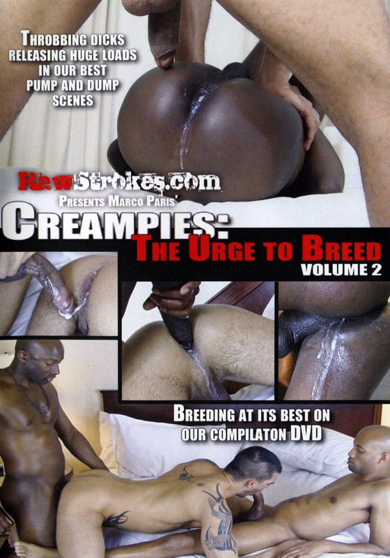 Creampies: The Urge to Breed Vol. 2 DVD - Front