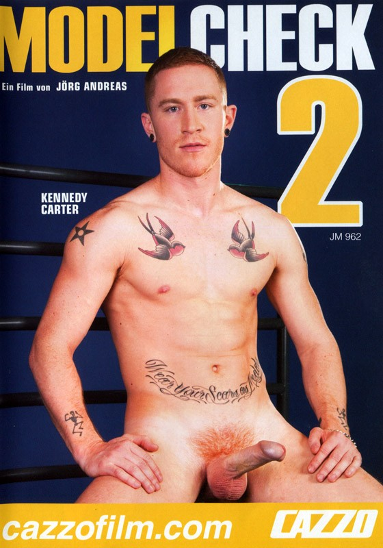 Model Check 2 DVD - Front