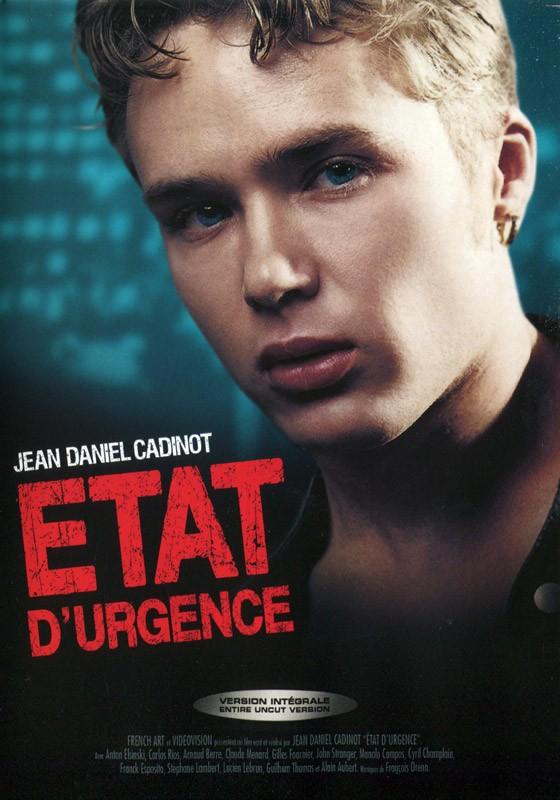 Etat D'Urgence DVD - Front