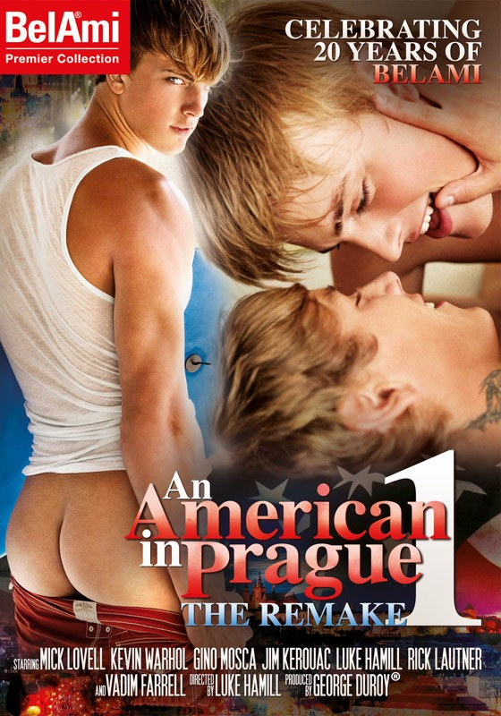 An American In Prague - The Remake 1 DVD - Front