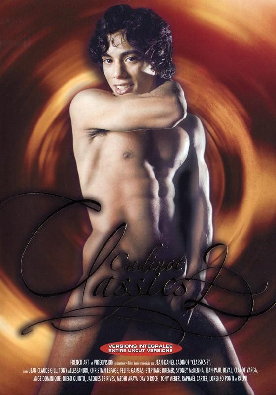 Cadinot Classics 2 DVD - Front