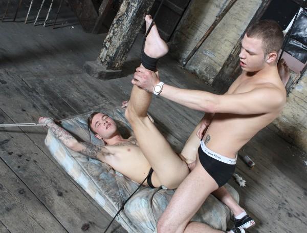 Boynapped 19: Piss Thirsty Sluts DVD - Gallery - 008