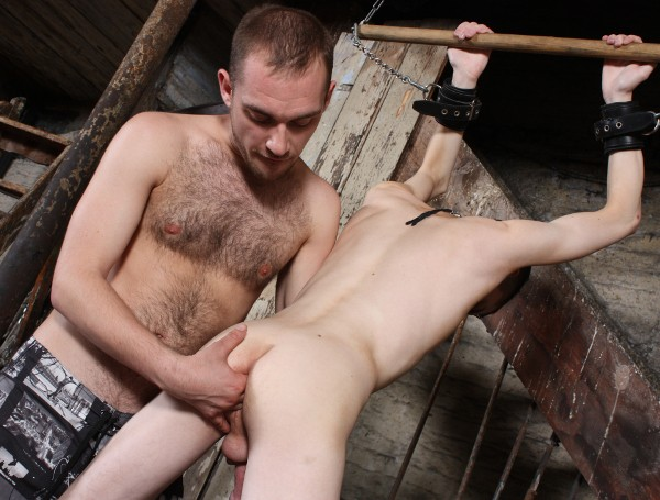Boynapped 20: Aaron Aurora - The Human Hole DVD - Gallery - 002