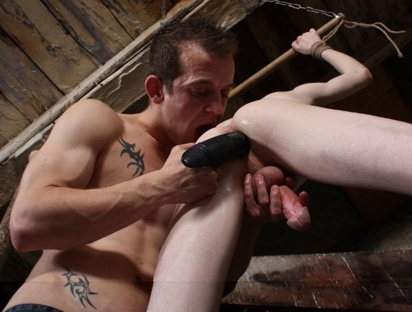 Boynapped 20: Aaron Aurora - The Human Hole DVD - Gallery - 009