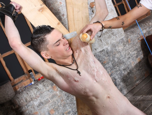Boynapped 20: Aaron Aurora - The Human Hole DVD - Gallery - 013