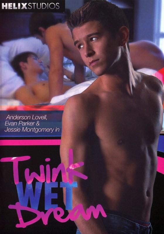 Twink Wet Dream DVD - Front