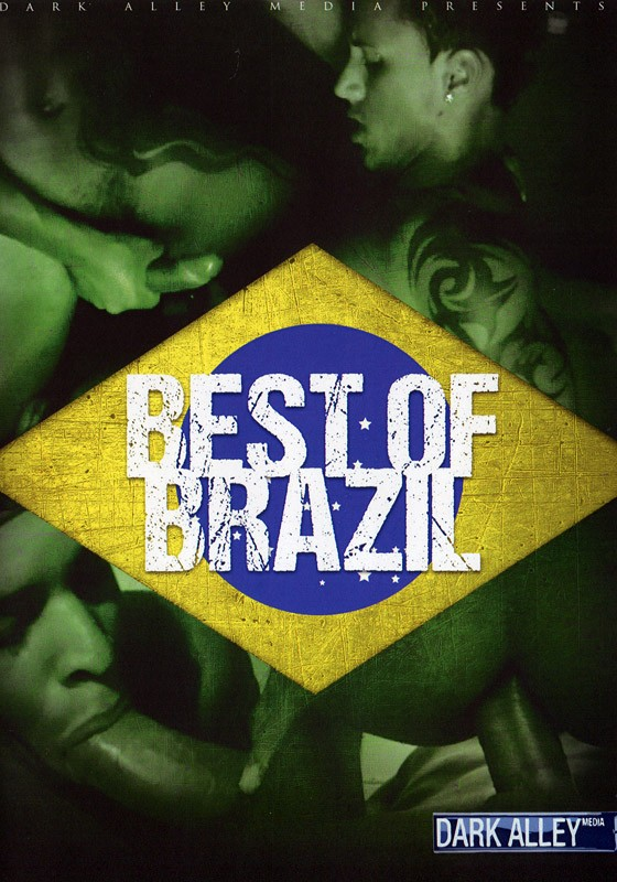 Best Of Brazil DVD - Front