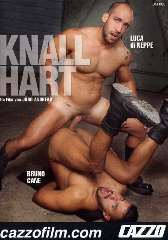 Knallhart DVD - Front