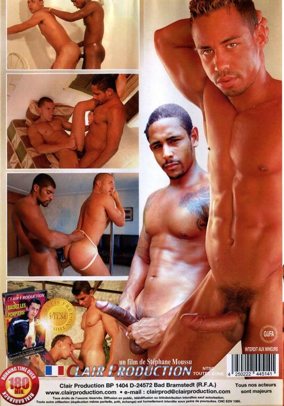 Le Retour Des Vrais Hommes DVD - Back