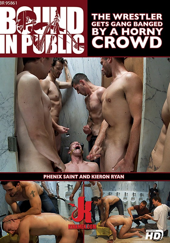 Bound In Public 46 DVD (S) - Front