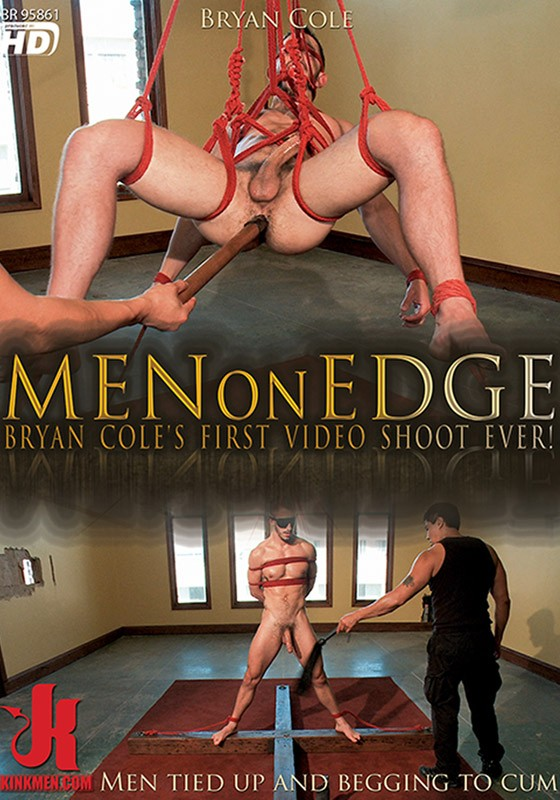 Men On Edge 12 DVD (S) - Front