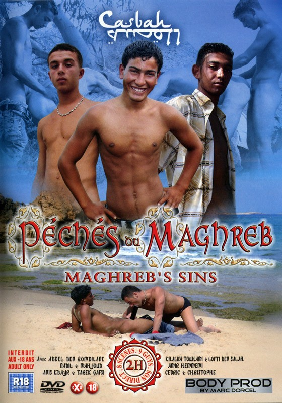 Peches Du Maghreb DVD - Front