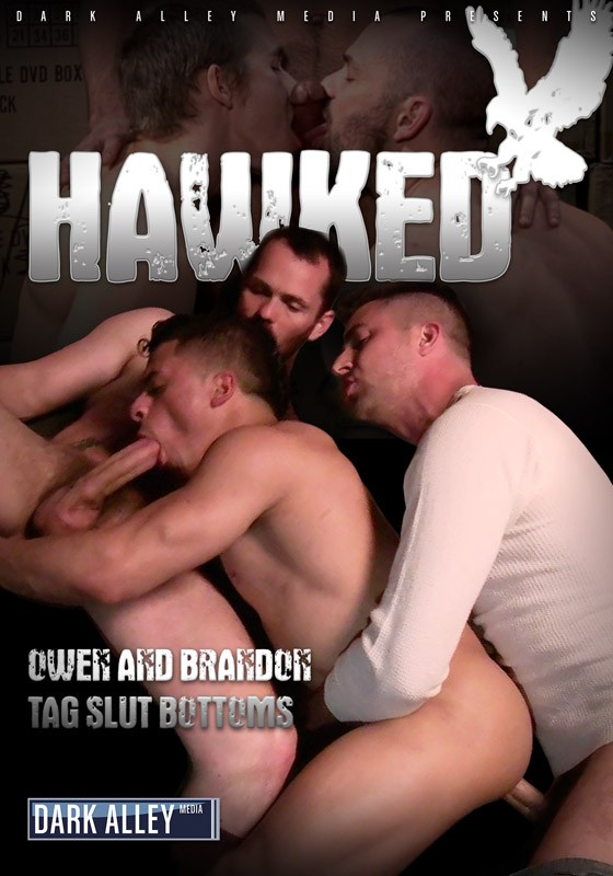 Hawked DVD - Front