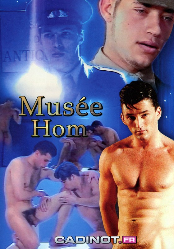 Musée Hom DVD - Front