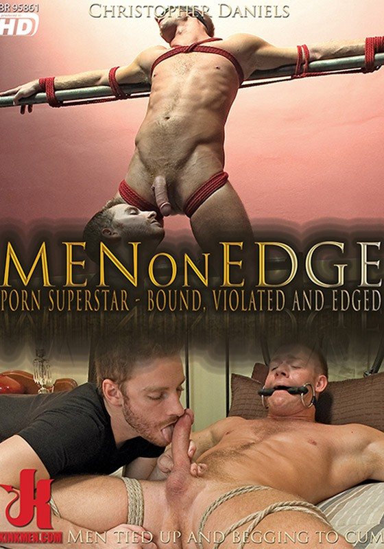 Men On Edge 15 DVD (S) - Front