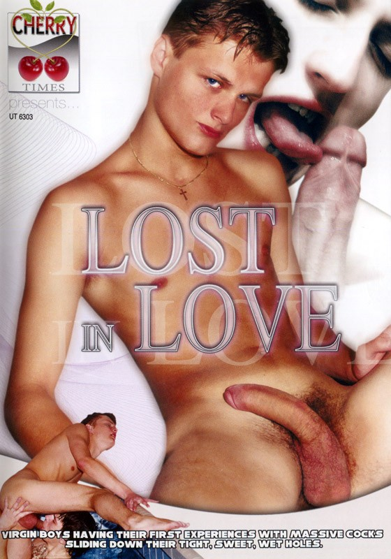Lost in Love DVD - Front
