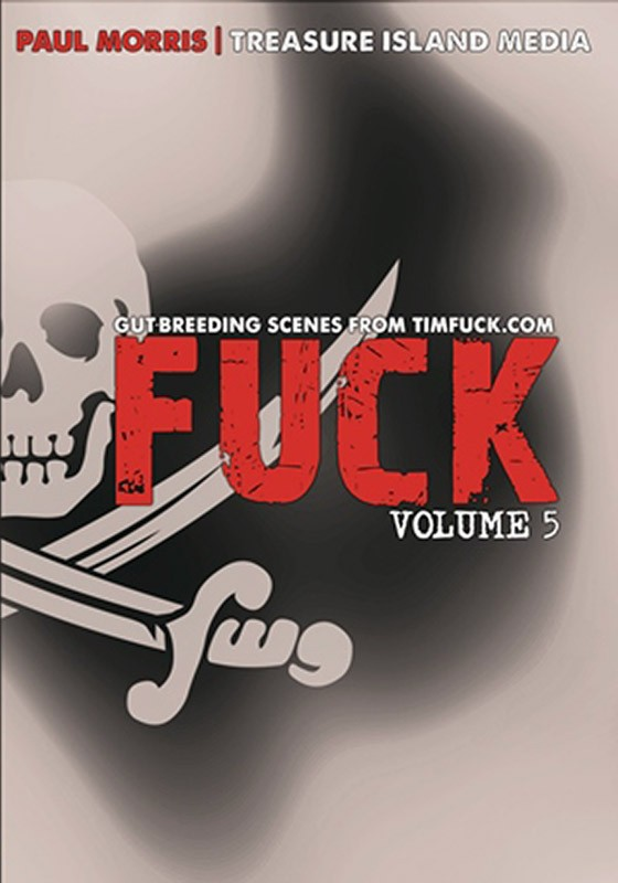 Fuck Volume 5 DVD - Front