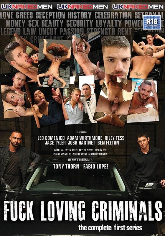 Fuck Loving Criminals DVD - Front