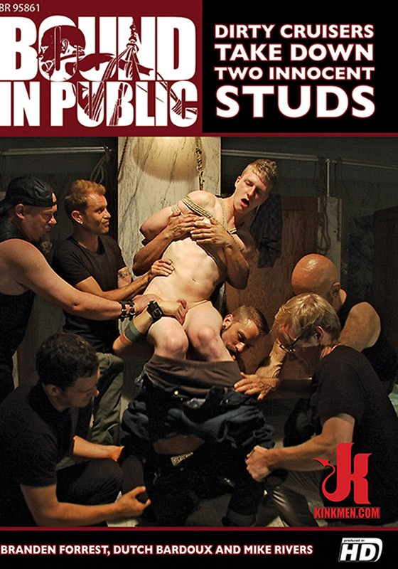 Bound In Public 55 DVD (S) - Front
