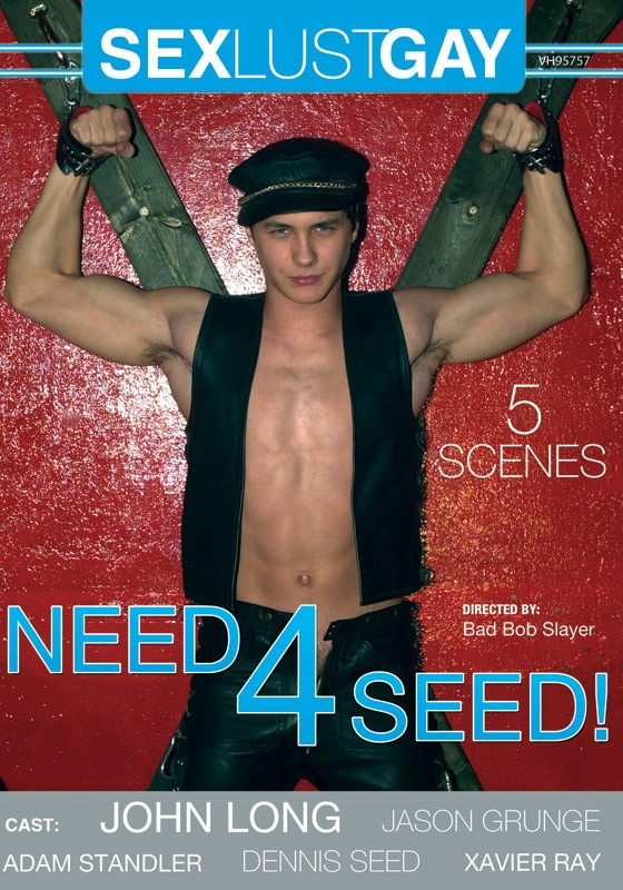 Need 4 Seed! DVD - Front