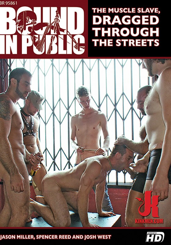 Bound In Public 57 DVD (S) - Front