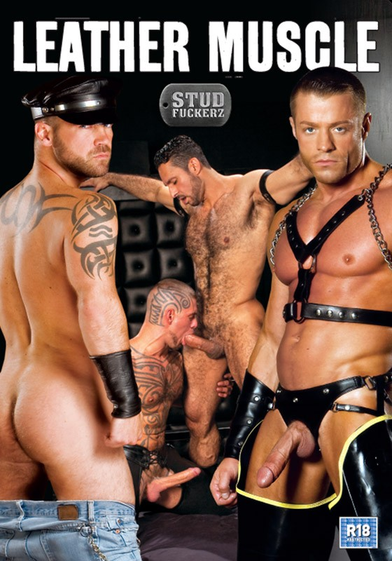Leather Muscle DVD - Front