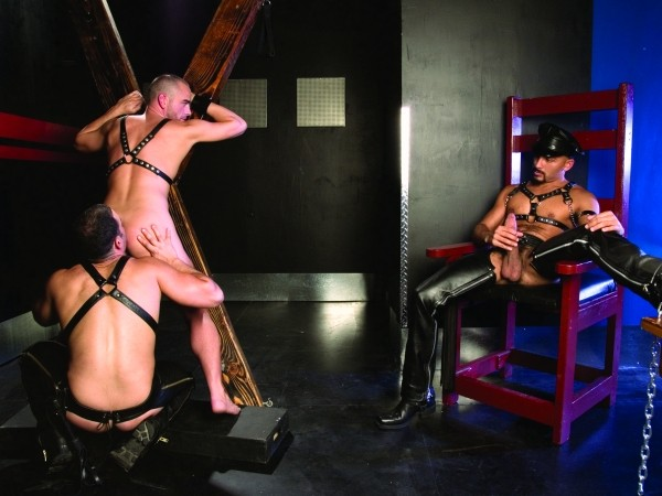 Leather Muscle DVD - Gallery - 007