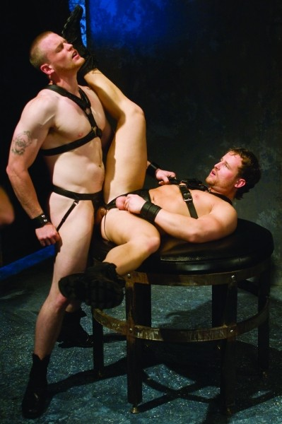 Leather Muscle DVD - Gallery - 019