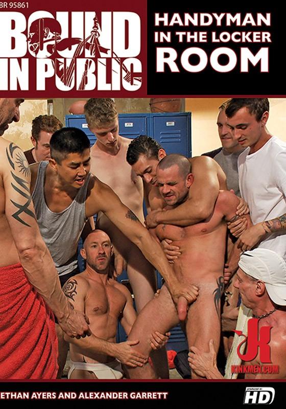 Bound In Public 60 DVD (S) - Front