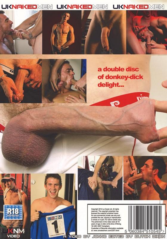 Matt Hughes Monster DVD - Back