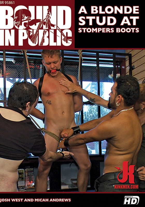 Bound In Public 61 DVD (S) - Front