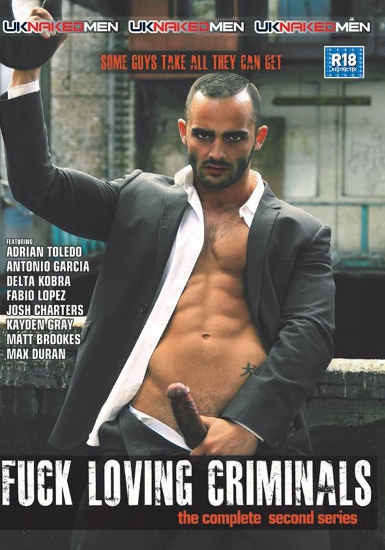 Fuck Loving Criminals 2 DVD - Front