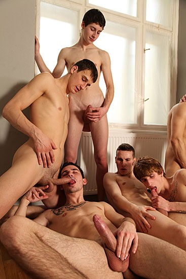 Amazing Orgy DVD - Gallery - 002