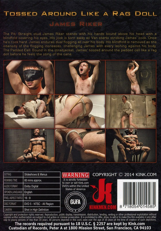 30 Minutes Of Torment 1 DVD (S) - Back