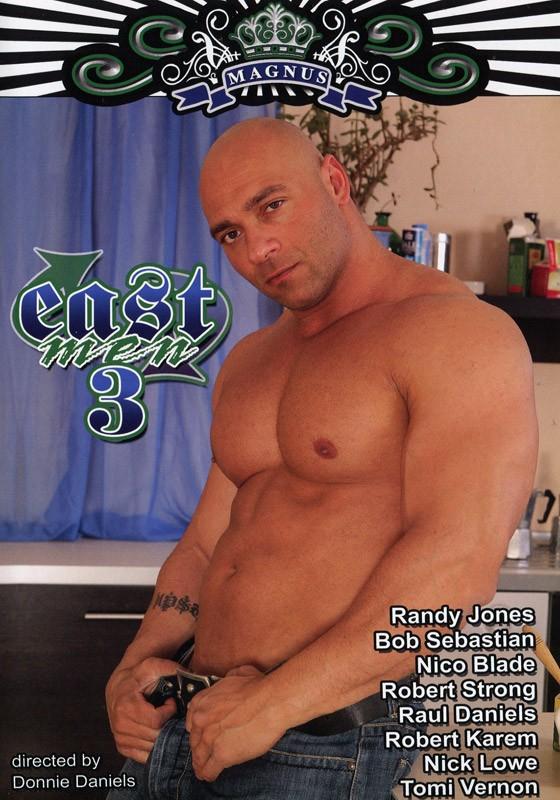 East Men 3 DVD - Front