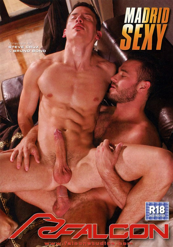 Madrid Sexy DVD - Front