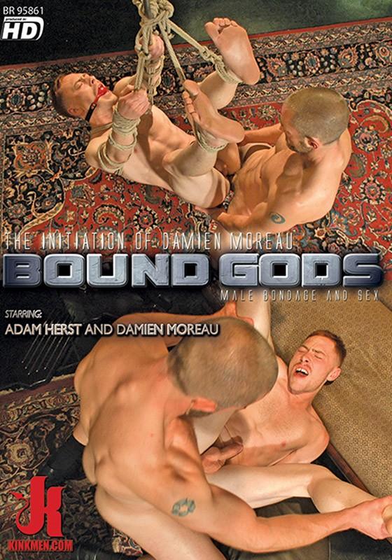 Bound Gods 46 DVD (S) - Front