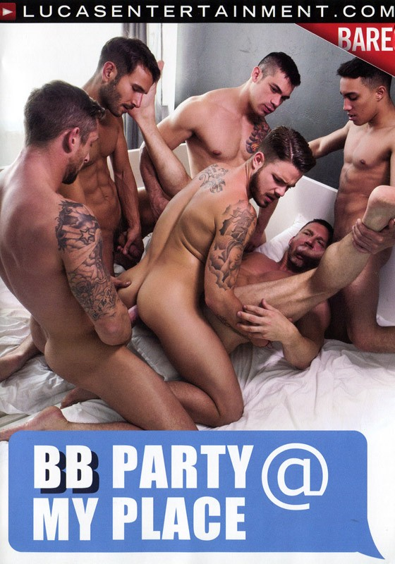 BB Party @ My Place DVD - Front