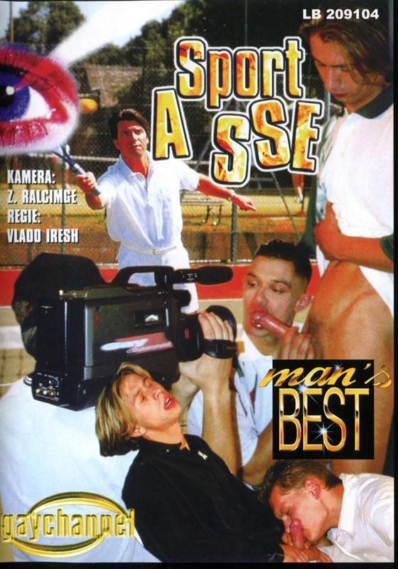 Sport Asse DVD - Front