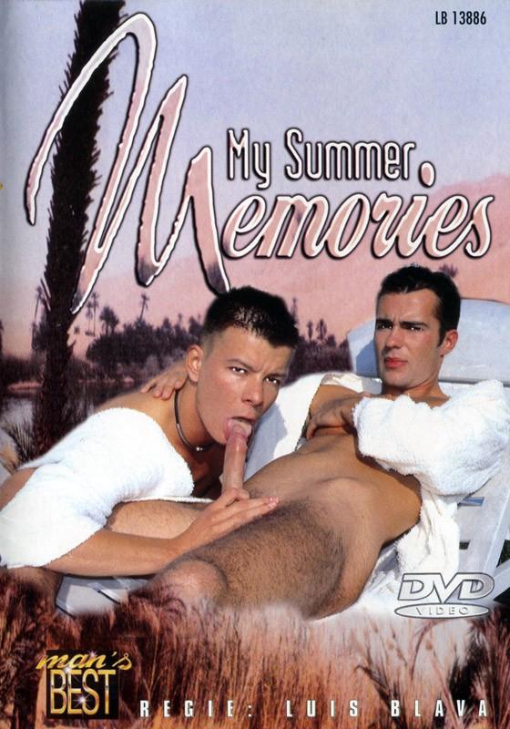 My Summer Memories DVD - Front