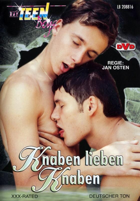 Knaben Lieben Knaben DVD - Front