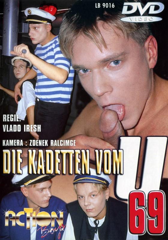 Die Kadetten vom U69 DVD - Front