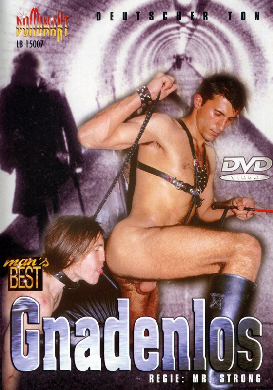 Gnadenlos DVD - Front