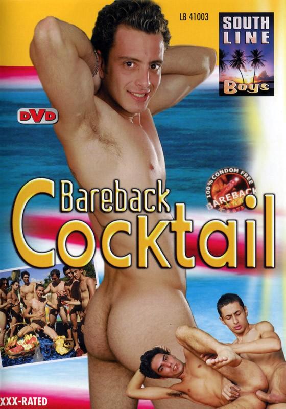 Bareback Cocktail DVD - Front