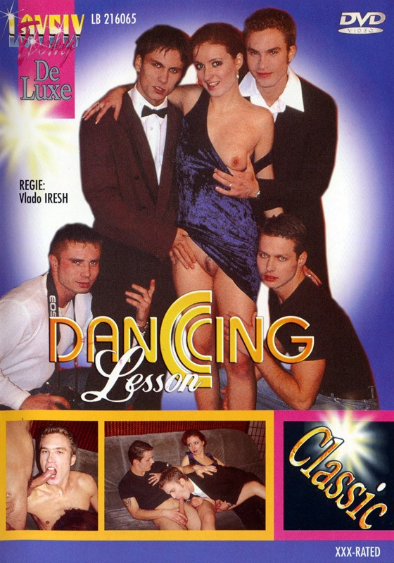 Dancing Lesson DVD - Front